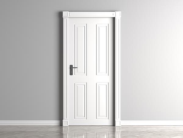 Încuietoare inteligentă invizibilă • Int-Lock • invizibilă din exteriorul ușii