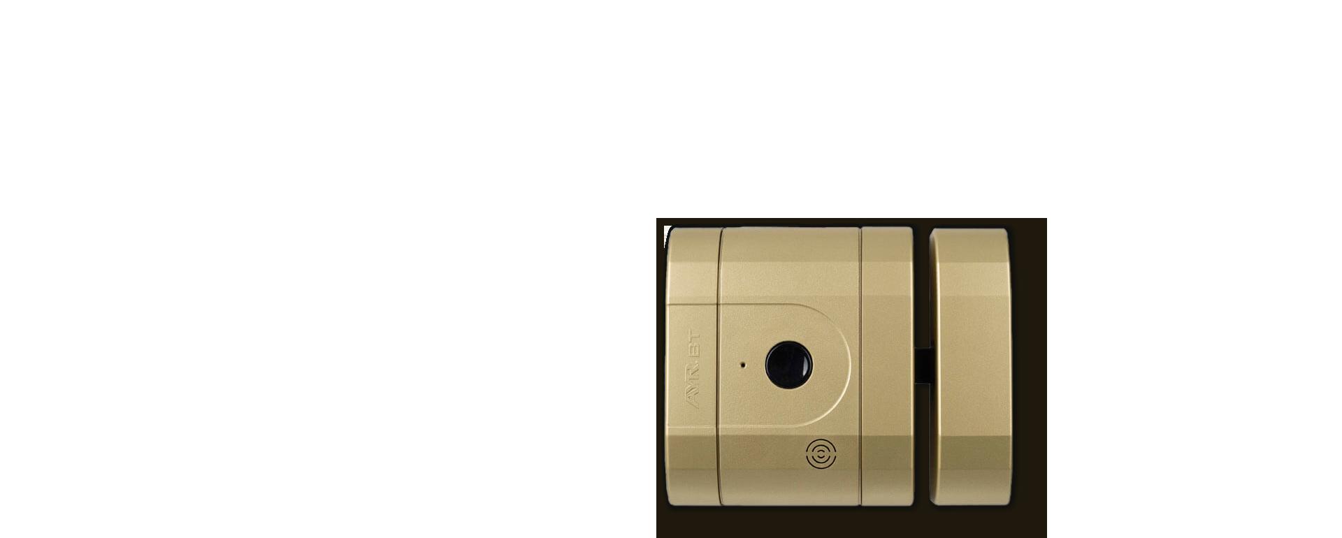 Încuietoare inteligentă invizibilă • Int-LOCK • sigură și ușor de folosit