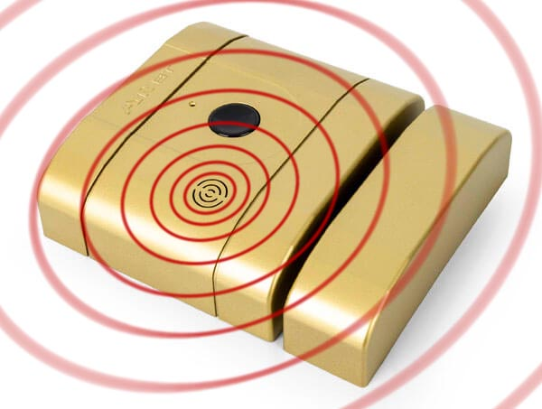 Încuietoare inteligentă invizibilă • Int-Lock • alarmă integrată