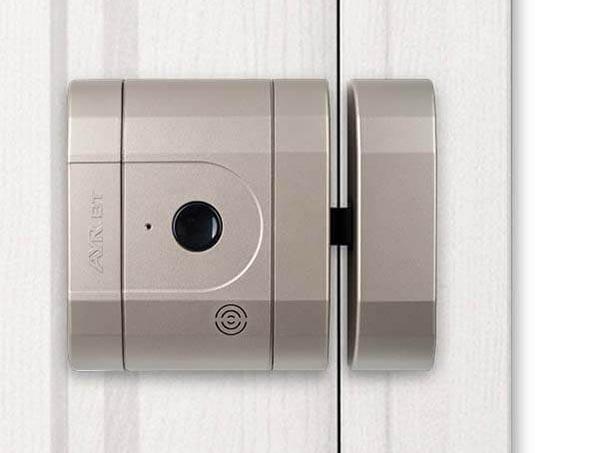 Încuietoare inteligentă invizibilă • Int-Lock • sigură • recomandată de specialiști • eficientă împotriva hoților