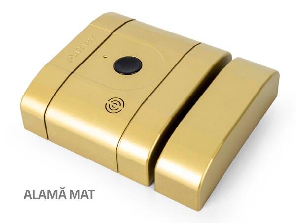 Încuietoare inteligentă invizibilă • Int-Lock • alamă mat